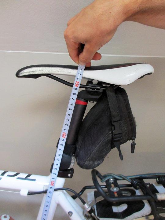 Ajuste talla de la bici biziosona - Anclaje para bicicletas ...